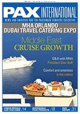 PAX International | MHA & Dubai Travel Catering| May 2014